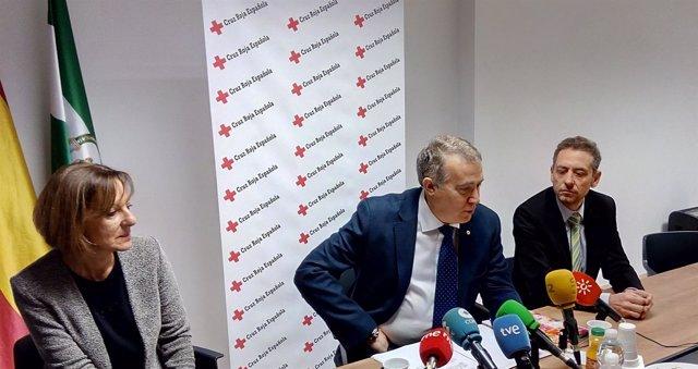 Presentación de la Memoria Anual de Cruz Roja Española en Andalucía 2016