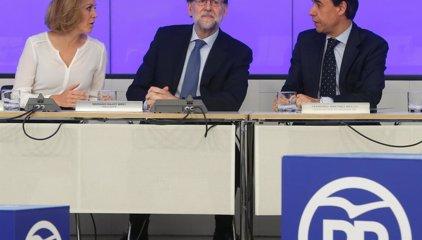 'Génova' apoya la candidatura de Gamarra en La Rioja y da por válida la victoria de Buruaga en Cantabria