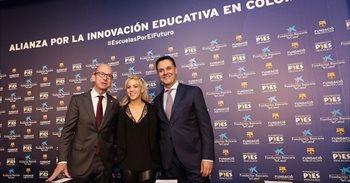 """La Fundació FCB y Pies Descalzos de Shakira obran el """"milagro"""" de educar..."""