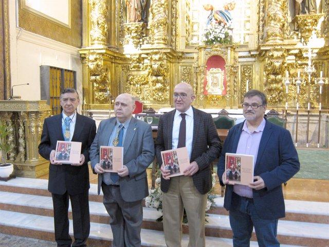Valladolid. Presentación del libro 'Reina y  madre del dolor'