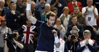 Andy Murray se pierde la eliminatoria de Copa Davis ante Francia