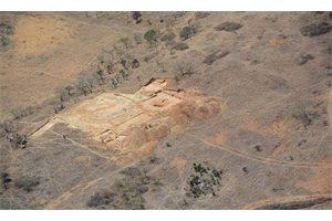 Descubierto un complejo palaciego de hace 2.100 años en México