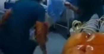 VÍDEO/ Enfermeras colombianas se graban bailando en un quirófano y son...