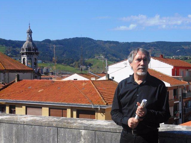 Benito Ibarrolaza, teniente de alcalde de Bermeo