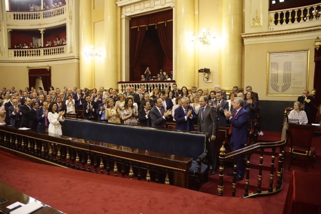 Pío García Escudero es elegido presidente del Senado