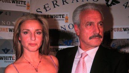 Manolo Zarzo no perdona que su hija Flavia dejará de ser actriz