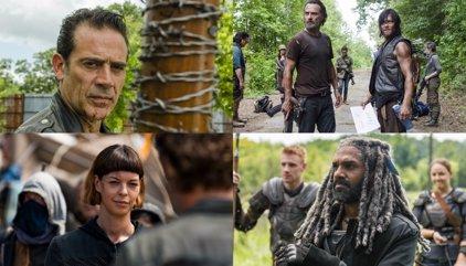 The Walking Dead: Así están colocadas las piezas antes de la guerra contra Negan