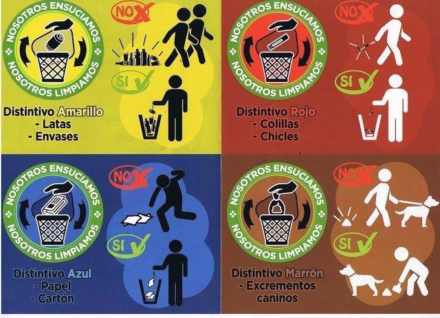 Campaña de limpieza Alameda de Osuna