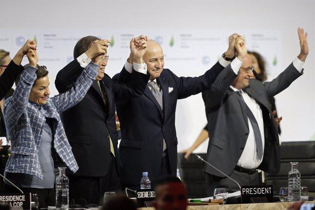 Cumbre Del Clima De París COP21
