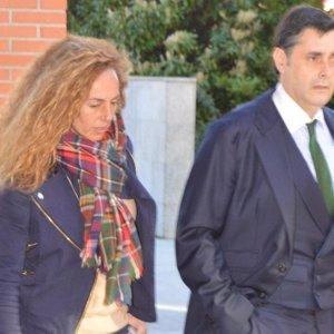 Rocío Carrasco declara contra Antonio David en el juzgado de Violencia sobre la Mujer