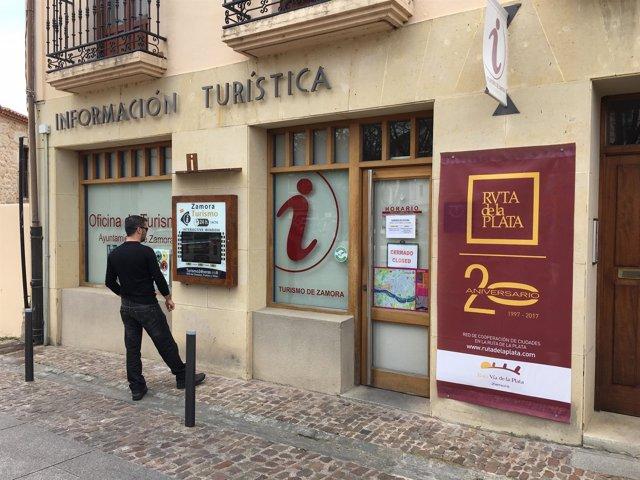 Zamora: punto de información turística de Zamora