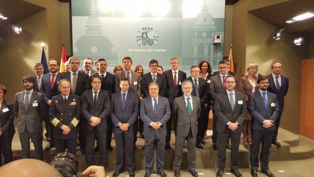 Consejo Nacional Protección Civil