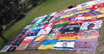 Flag Em All: fans de Metallica de 50 países se unen para crear una...