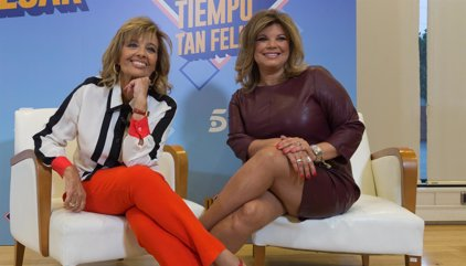¿Cómo se enteró María Teresa Campos de la cancelación de '¡Qué tiempo tan feliz!'?