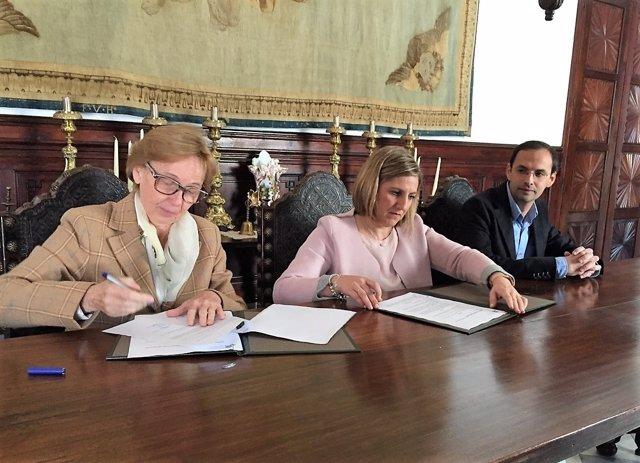 La Diputación gaditana contribuye con la Fundación Casa Medina Sidonia