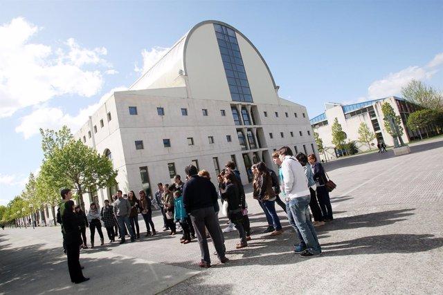 Universidad Pública de Navarra.