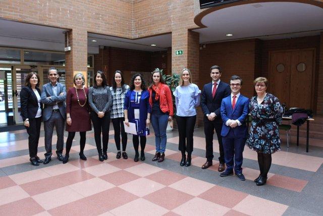 Participantes en la jornada de Execyl y Económicas.