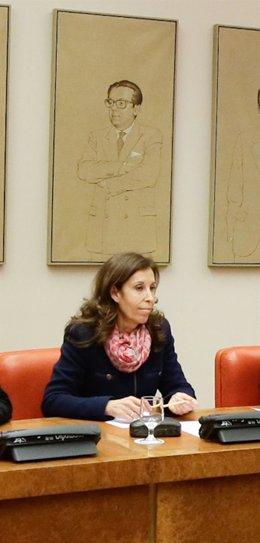 Eva Duran, diputada del PP