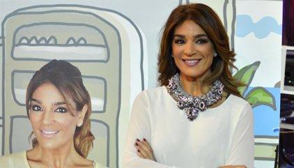 Raquel Bollo vuelve a 'Sálvame' para ver a sus compañeros y defenderse ante Rafa Mora