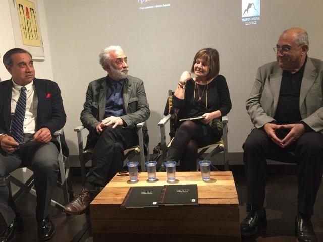 T.Bou, P.Admetlla, G.Bosch y J.Nadal