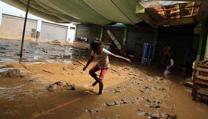 Las lluvias torrenciales en Perú dejan ya 97 muertos