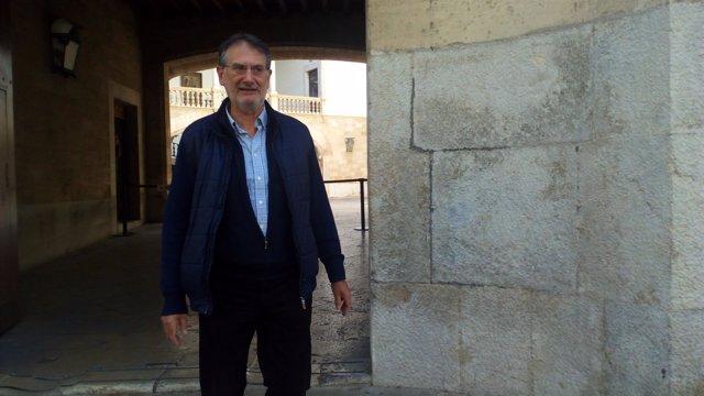Ex director Insular de Relaciones Institucionales del Consell, José Lliteras