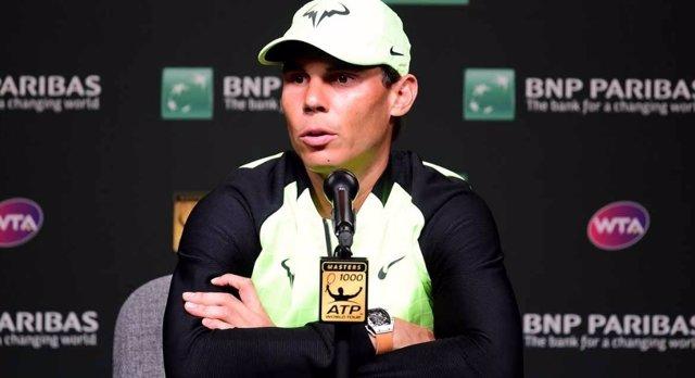Rafa Nadal Indian Wells