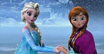 Así iba a ser el oscuro final original de Frozen