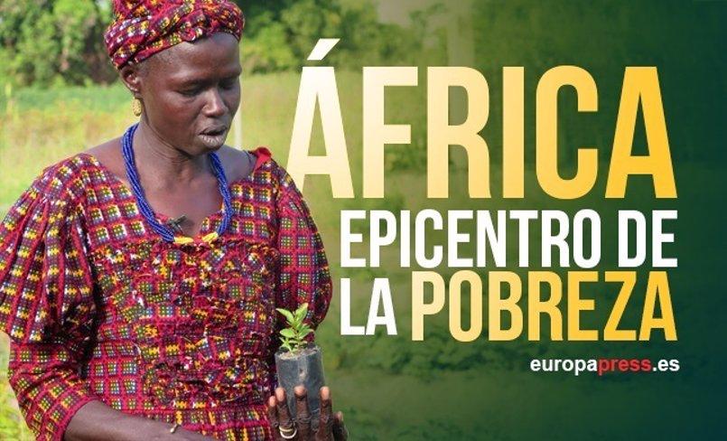 La extrema pobreza, de la costa atlántica al centro de África en 10 años #10AñosEPSocial