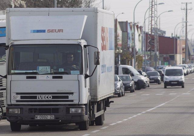 Transporte , transportes, transportistas, transportista, camioneros, camión