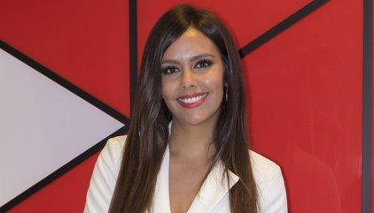 Cristina Pedroche se cuela en el Congreso de los Diputados con su nuevo proyecto