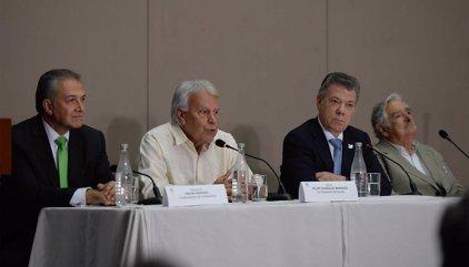 Felipe González y José Mujica se convierten en verificadores del acuerdo de paz en Colombia