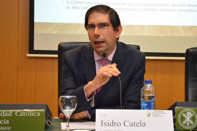 Isidro Catela