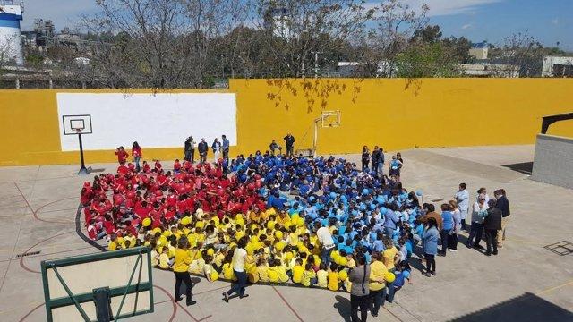 Una de las actividades desarrollas en el Concepción Arenal