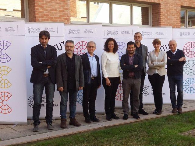 Coordinadores de las unidades territoriales del IVC en Alicante y Castellón