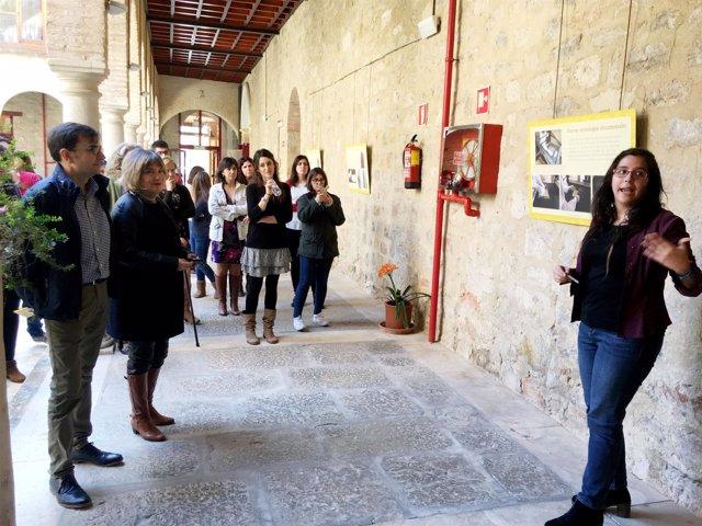 Exposición 'Miguel Hernández, el legado de un sueño'.