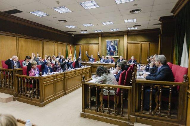 El pleno ha aprobado los planes de Servicios Sociales Comunitarios y Cultura.