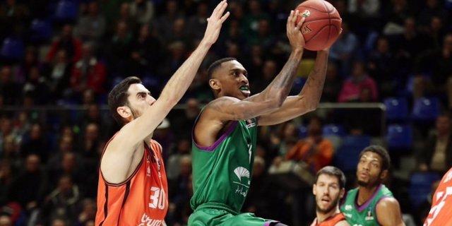 Unicaja - Valencia Basket