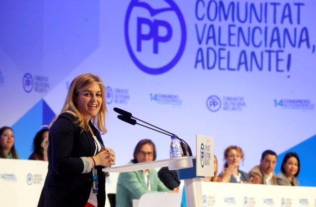 La 'popular' ha abierto el XIV Congreso con un balance del estado del PPCV