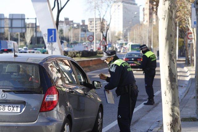 Policía Municipal de Madrid