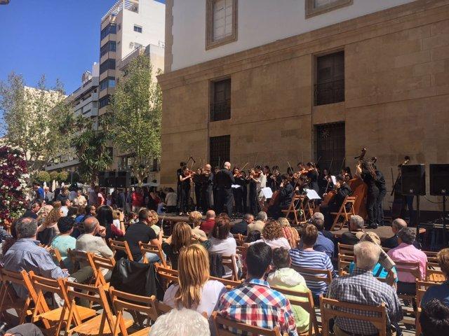 Actividades en el Casco Histórico de Almería