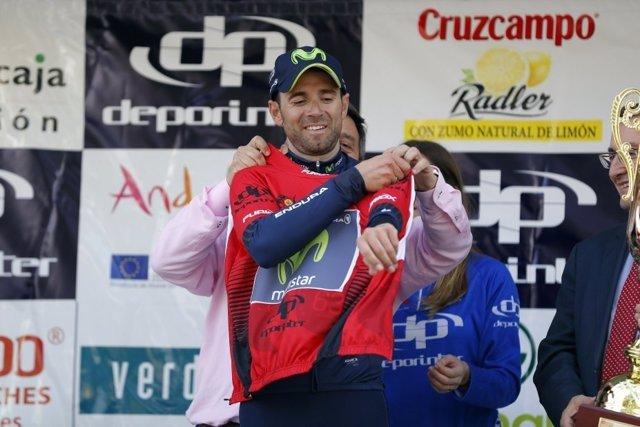 Valverde gana la batalla a Contador y vuelve a ser líder de la Ruta del Sol