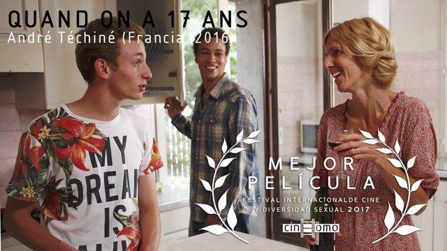 'Cuando Tienes 17', Premiada En Valladolid