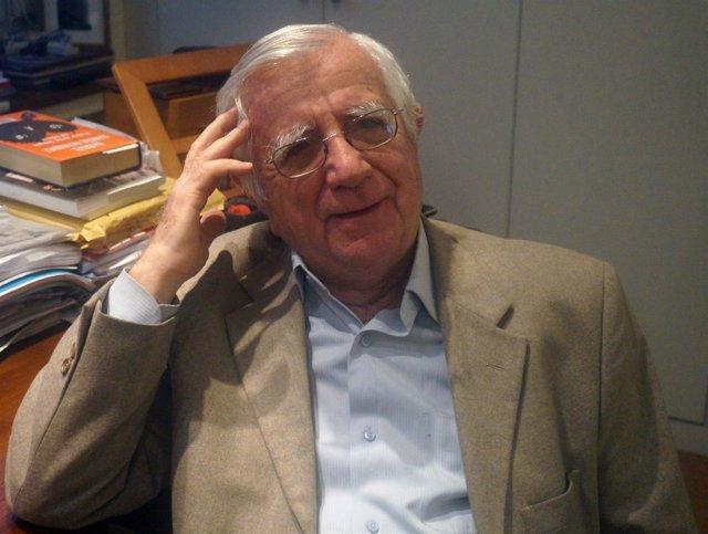 """Tomás Alcoberro, autor del libro '¿Por qué Damasco?"""""""