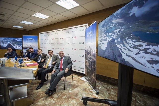 Presentación del Congreso Internacional de las Montañas