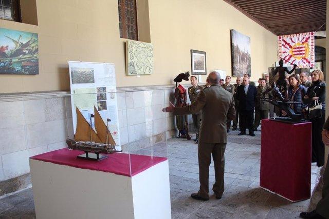 Valladolid: exposición sobre Cervantes en Palacio Real
