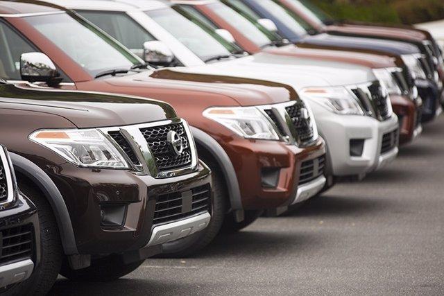 Vehículos de Nissan