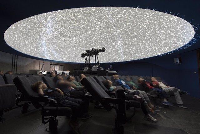 Planetario del Museo de la Ciencia y el Cosmos