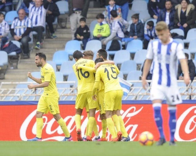 Real Sociedad Villarreal