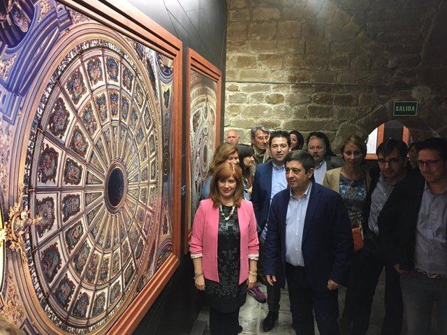 Apertura del centro de interpretación de Vandelvira y el Renacimiento del Sur